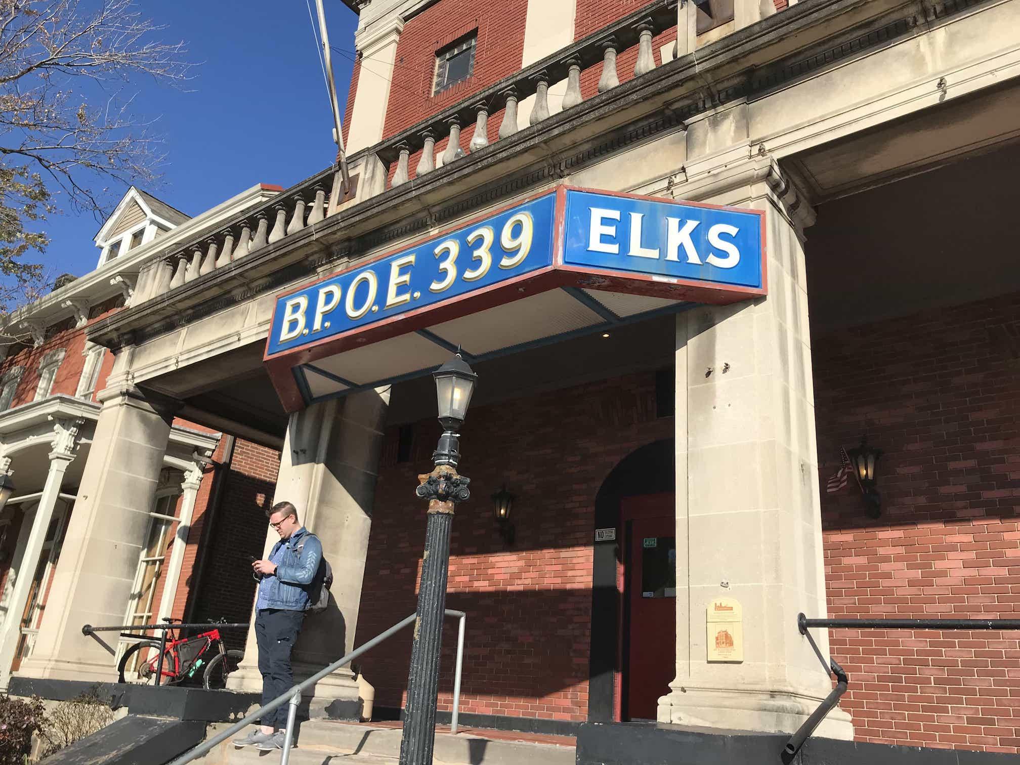 Elks Lodge, Pittsburg